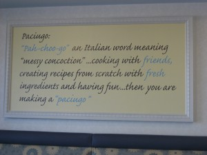 Paciugo Gelato: Great people…Great gelato…Great company