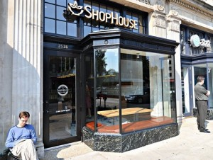 Chipotle Goes Asian with ShopHouse