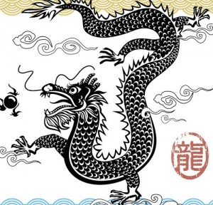 Year of the Black Dragon   Happy Lunar New Year